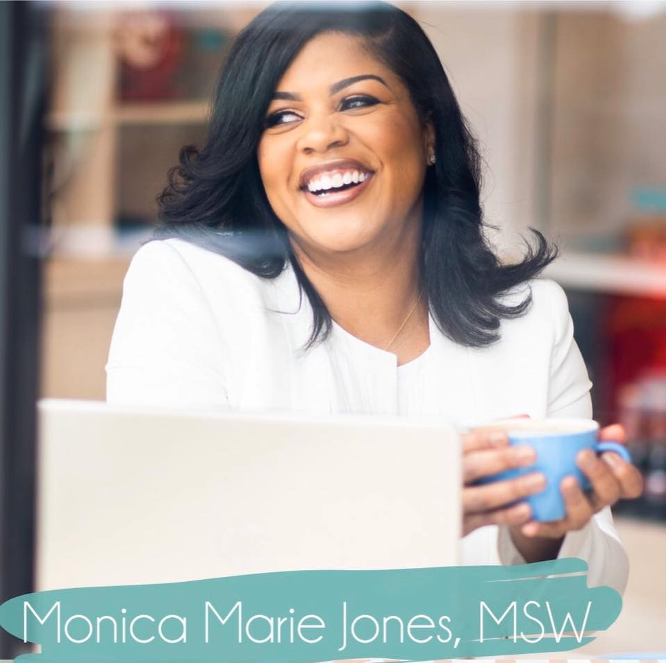 Monica Marie Jones, MSW